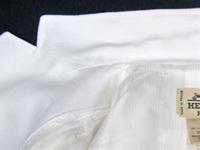 しみ抜き 衿の汚れ After